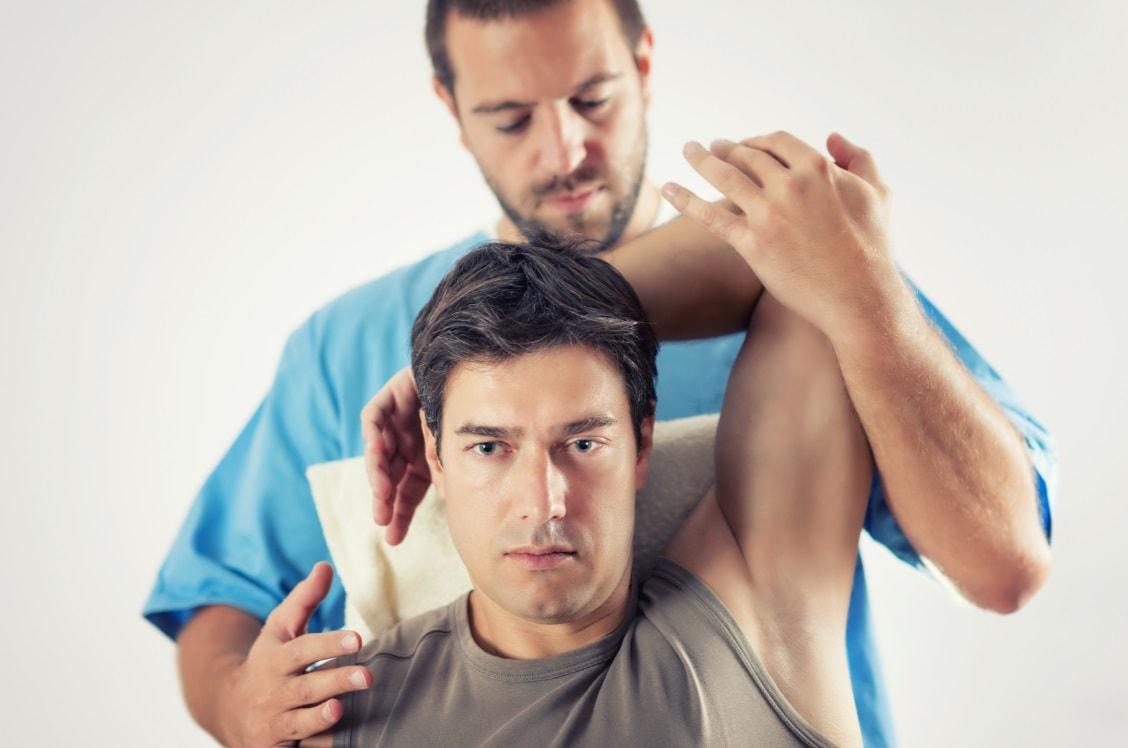 Rehabilitación y fisioterapia traumatologica