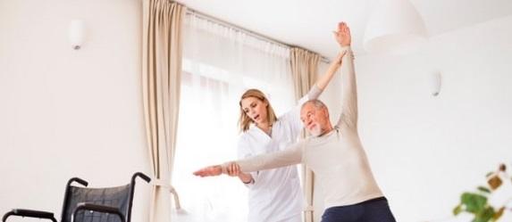 fisioterapia a domicilio en Badajoz